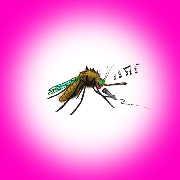 Mosquito Tone Test cover art